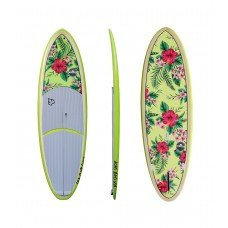 Stand Up Paddle Surf Amarelo Cítrico Floral